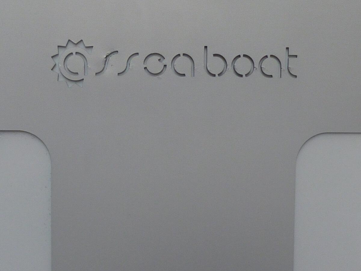 14 Dettaglio Minirail Asseaboat