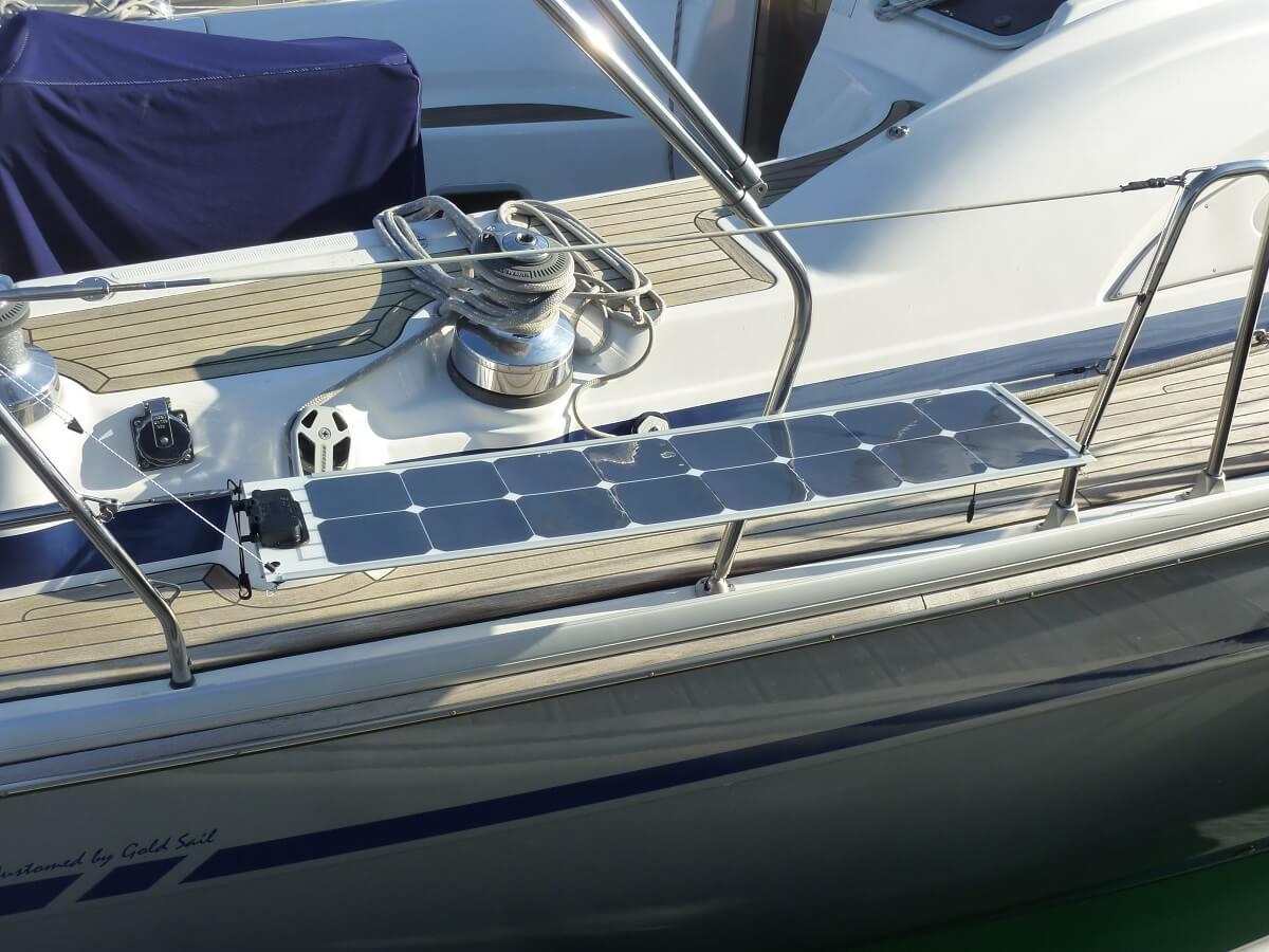 19 Minirail Sistema Fotovoltaico Per Le Draglie