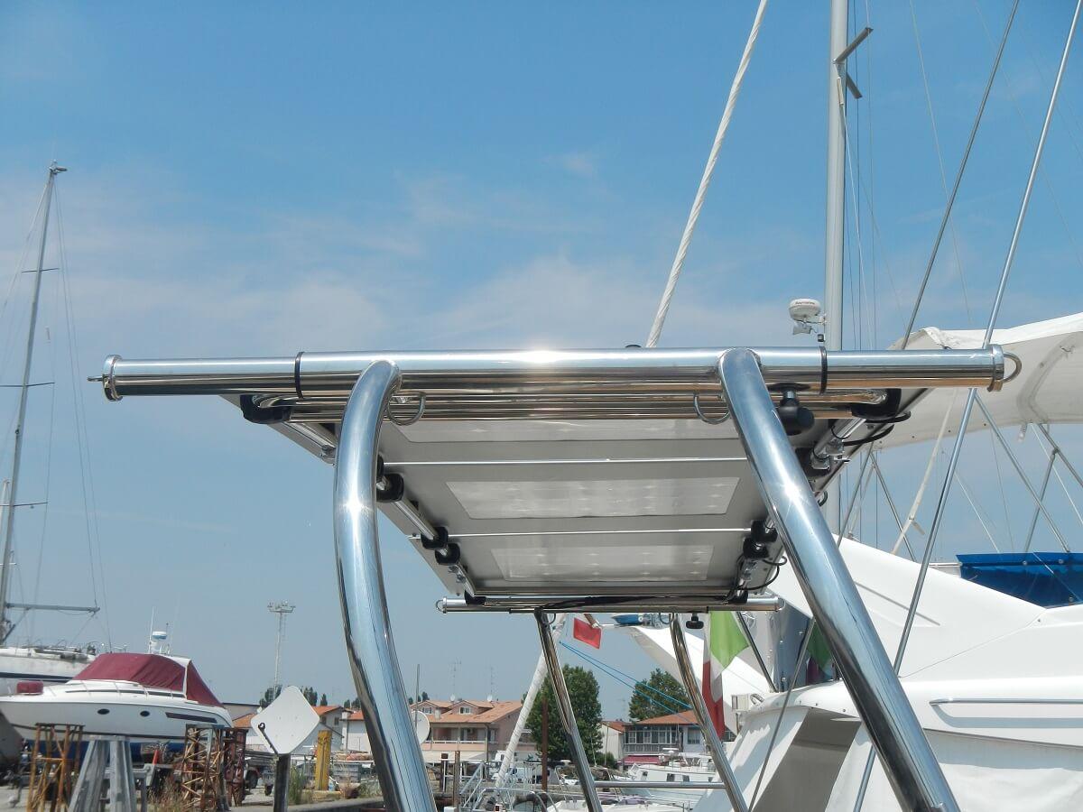 15 Asseaboat Rollbar Con Gruette Integrate