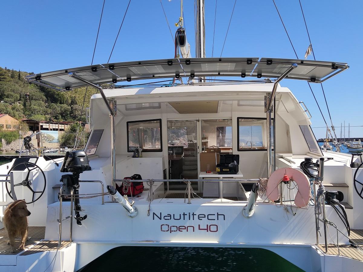 02 Ala Solare Asseaboat Solbian Nautitech 40 Open