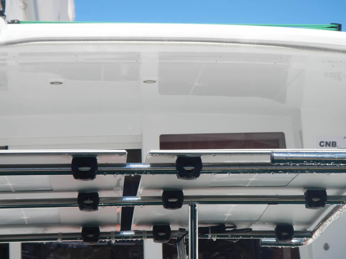 33 Dettagli Sistema Fissaggio Moduli Sun Bar Wing